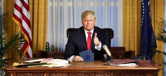 Trump Impersonator Anthony Atamanuik Gets Comedy Central Late Night Show e1540658431738