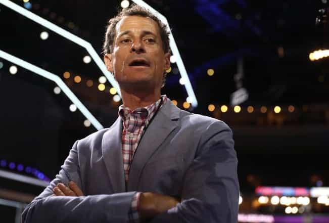 Anthony Weiner to Plead Guilty to End Sexting Scandal