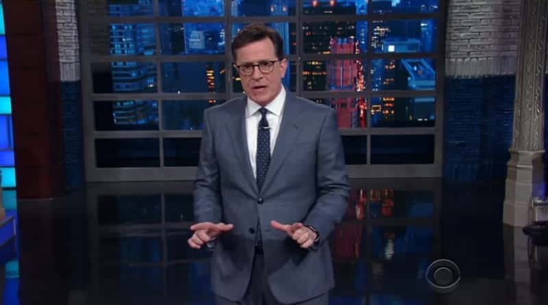 Colbert On Health Care Vote GOP Just Kick America In The Balls