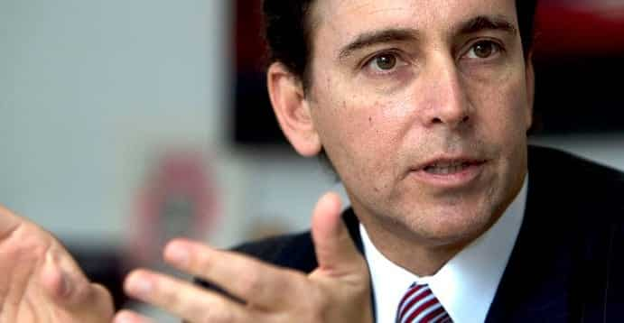 Ford Reportedly Ousting CEO Mark Fields