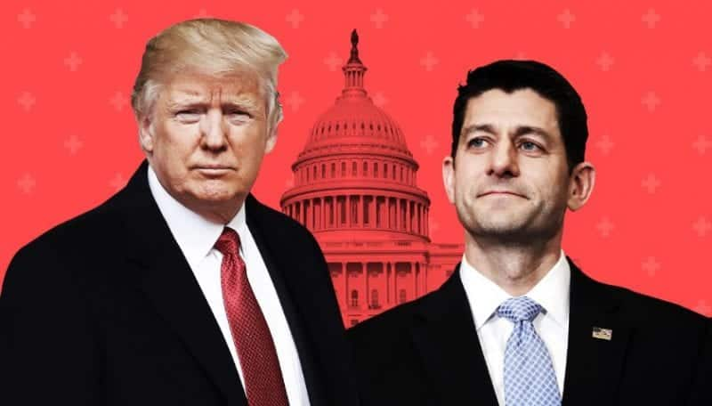House To Vote On GOP Health Care Plan Today