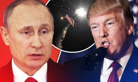 Trump Putin To Have First Call Since Syria Strike