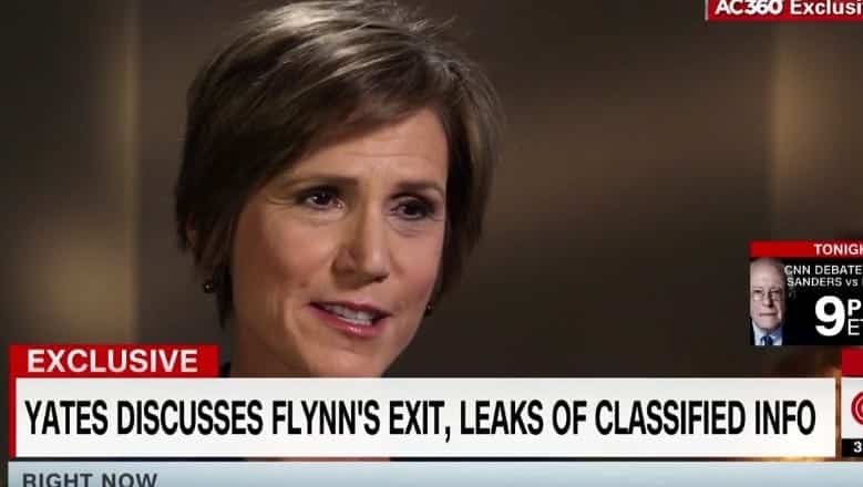 YatesRussians Had 'Real Leverage' Over Flynn