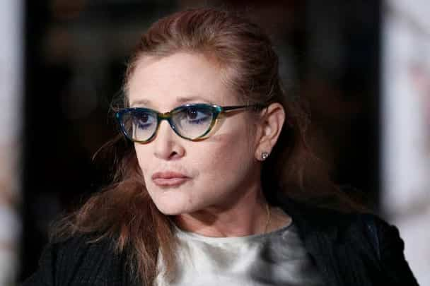 Carrie Fisher Autopsy Showed Cocaine Opioids