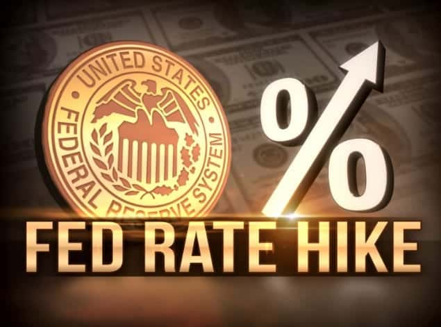 Federal Reserve Raises Interest Rates By One Quarter Point