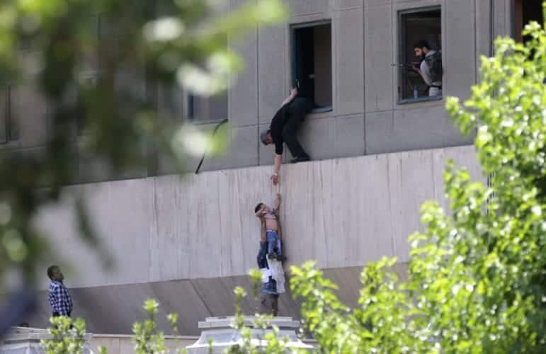 ISIS Claims Attack on Khomeini's Tomb Iran's Parliament In Tehran