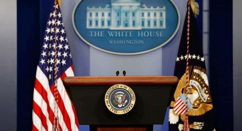 JournalistsNot Allowed Recording White House Press Briefing