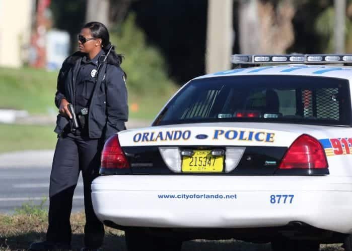 ReportMultiple Fatalities' at Orlando Workplace Shooting