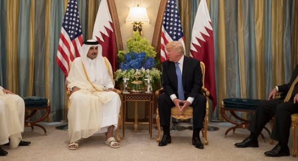 ReportU.S. Believes Russia Planted Fake News To Trigger Qatar Crisis