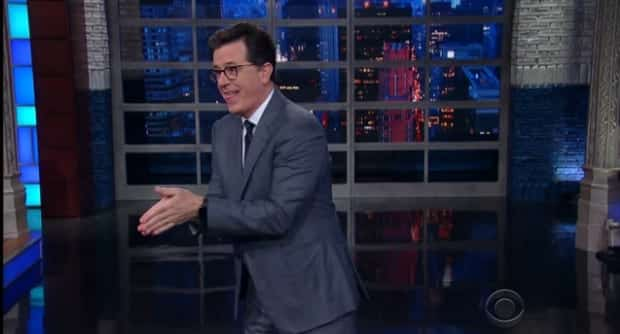 Stephen Colbert Trump Thinks Healthcare Is Something You Can Win