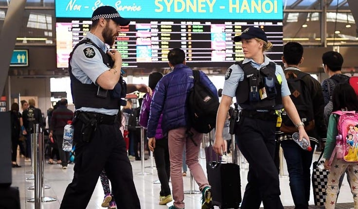 Security Heightened In Australia After Airplane Bomb Plot Foiled