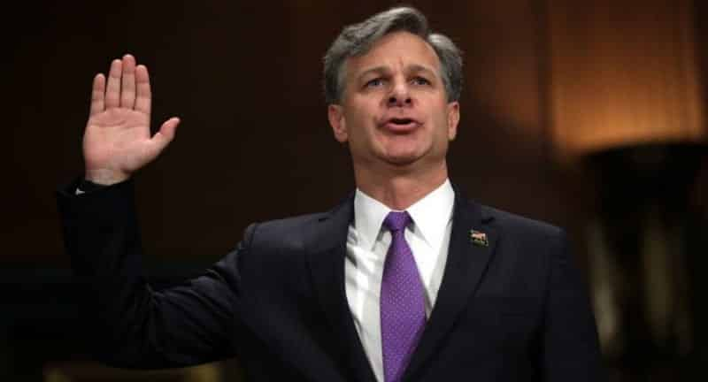 Christopher Wray Confirmed As FBI Director