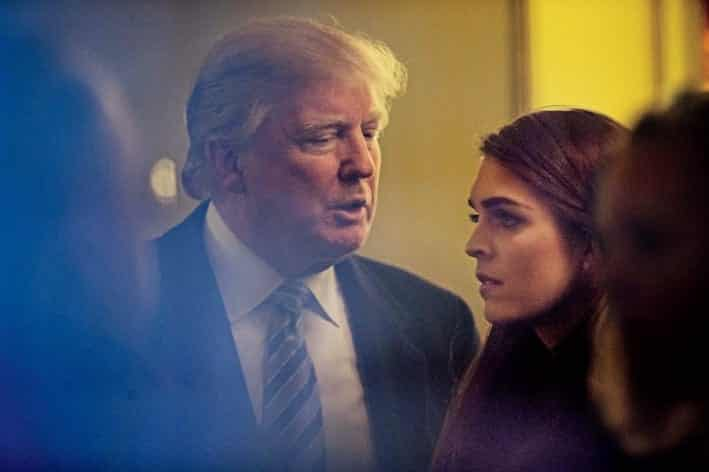Hope Hicks To Be Next White House Communications Director