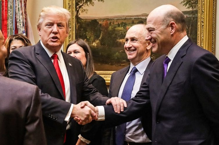 Trump Says Hes Ending 2 Economic Councils After Members Resign