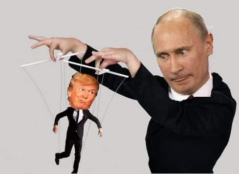 putins puppet donald trump