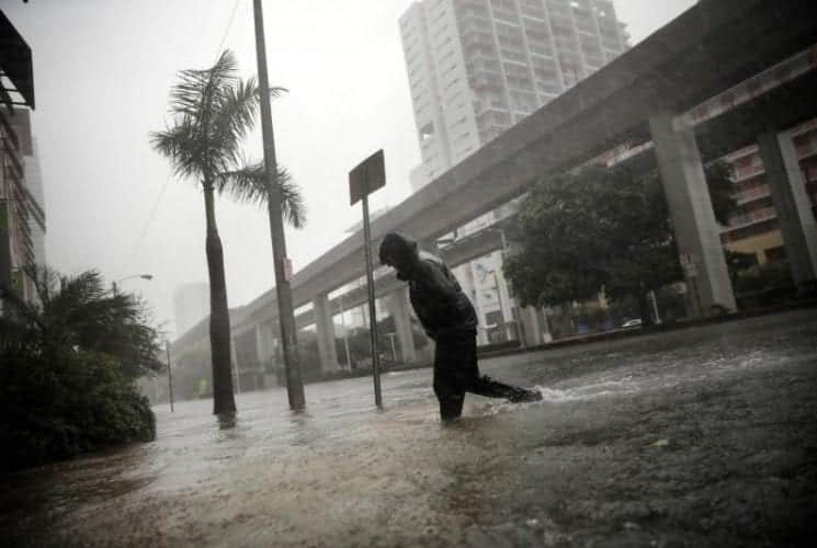 Irma Weakens To Tropical Storm Leaves Nearly 6 Million WO Power