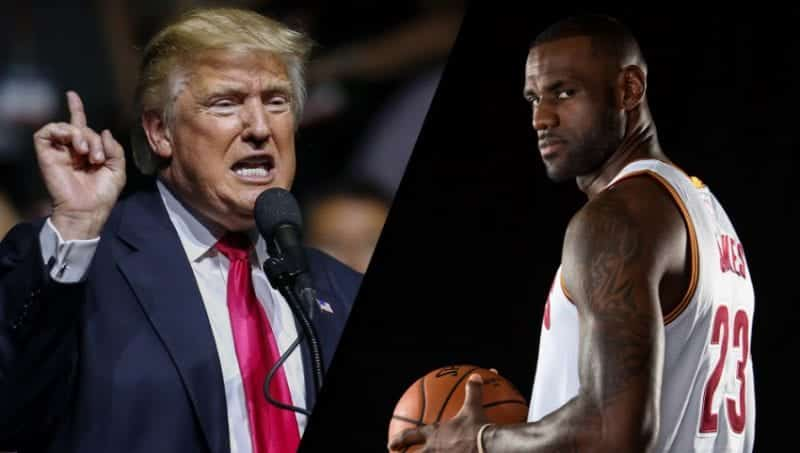 LeBron James Going To White House Was Great Honor Until Trump
