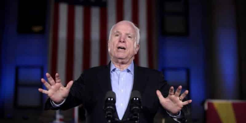 McCain Announces No Vote On Health Care Effectively Killing GOP Bill