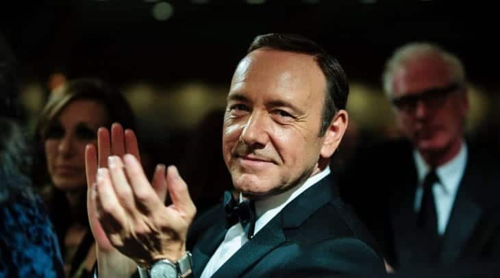 Kevin Spacey Addresses Misconduct Allegation by Coming Out as Gay