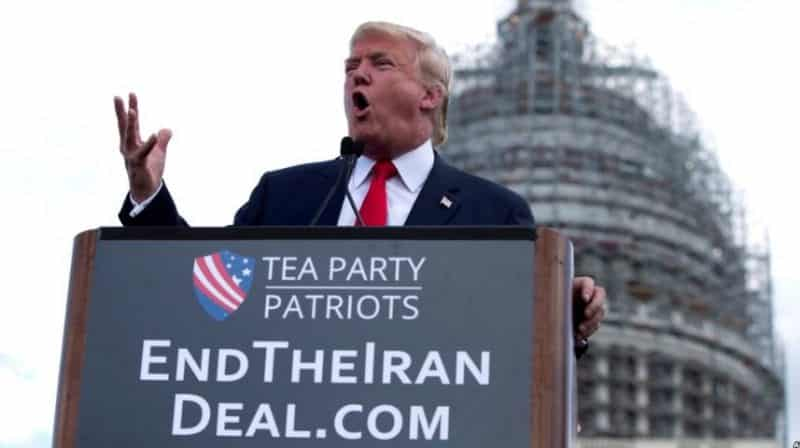 Trump Expected To Disavow But Not Ditch The Iran Nuclear Deal