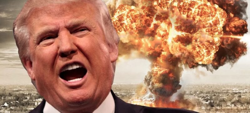 Trump Reportedly Asked Pentagon Officials For 10 Times More U.S. Nukes
