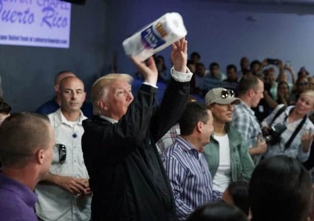 Trump Threatens To Limit Aid To Puerto Rico Citing Pre Hurricane Disaster