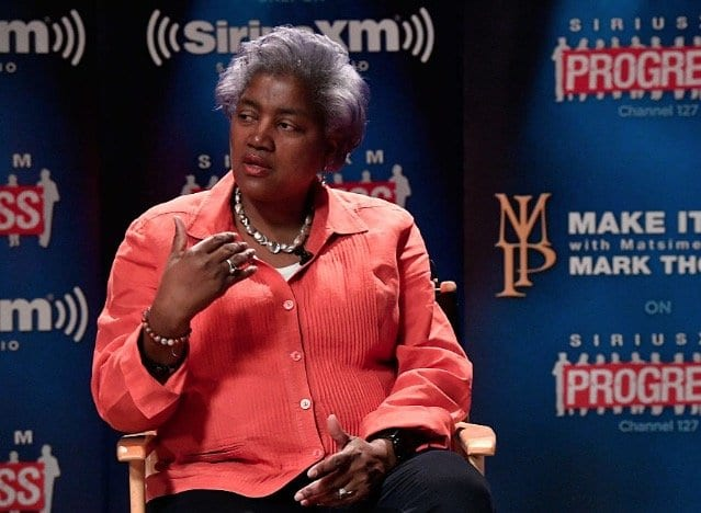 Donna Brazile I Found 'Proof' That Hillary Rigged the Race Against Bernie