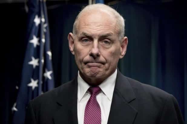 John Kelly Tried To Have Thousands Of Hondurans