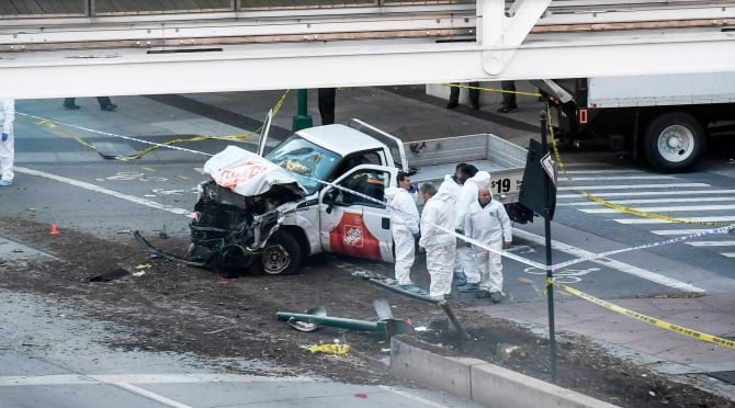 New York attacker reportedly bragged about deadly rampage in hospital