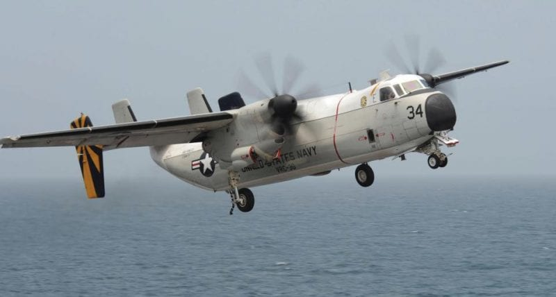 US Navy Plane Carrying 11 People Crashes Into Pacific Off Japan