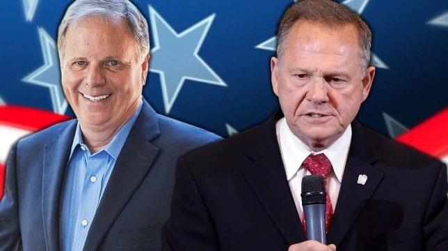 Alabamas Senate Race Goes To Voters Today