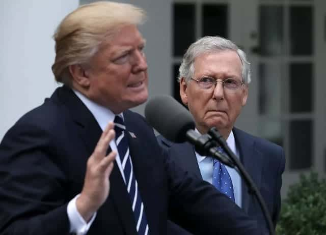 Senate To Vote Monday Afternoon On Reopening Government