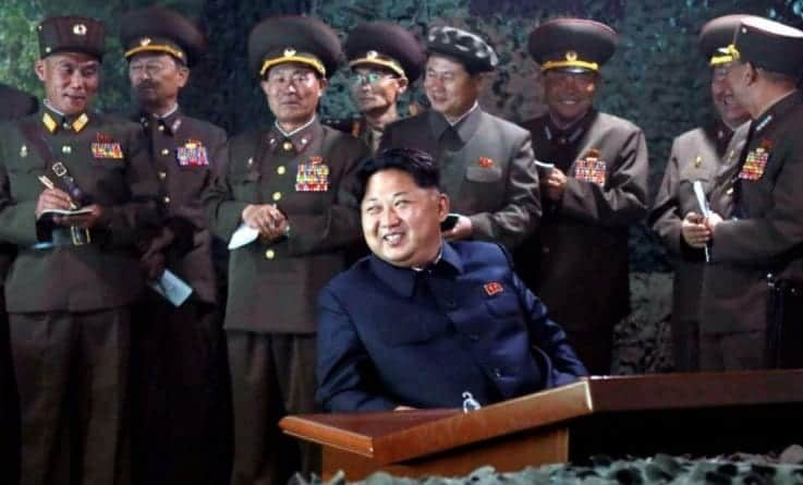North Korea Is Giving Chemical Weapons Supplies to Syria