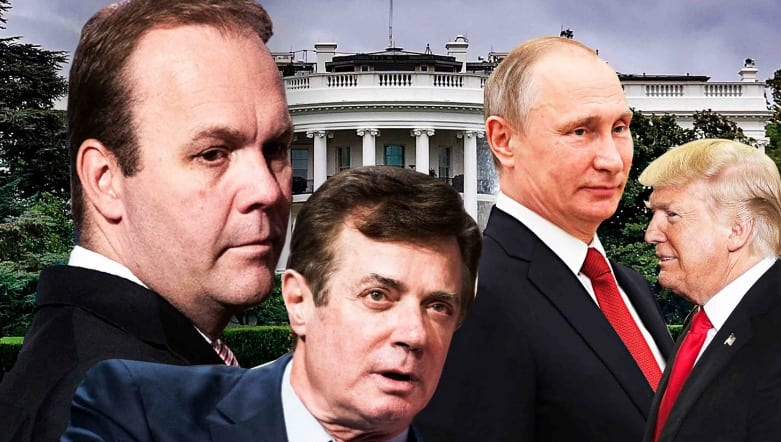Rick Gates Agrees to Testify Against Ex Trump Campaign Chairman Paul Manafort