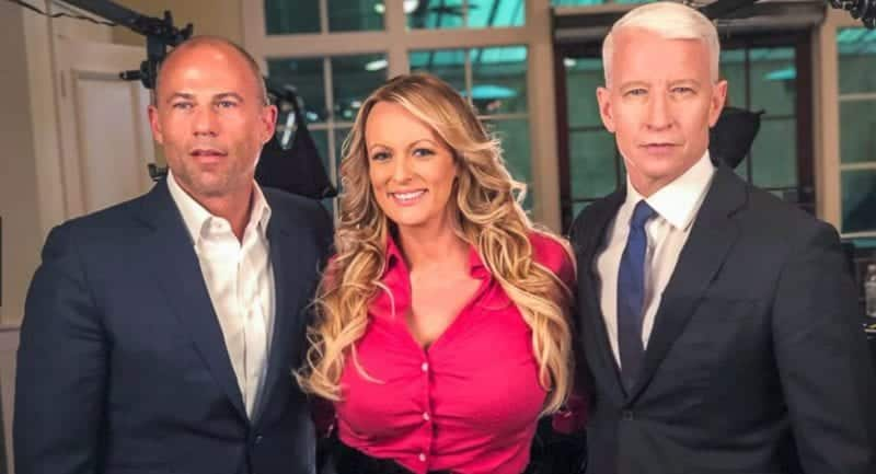 Cohens Lawyer Sends Stormy Daniels Cease And Desist After CBS Interview