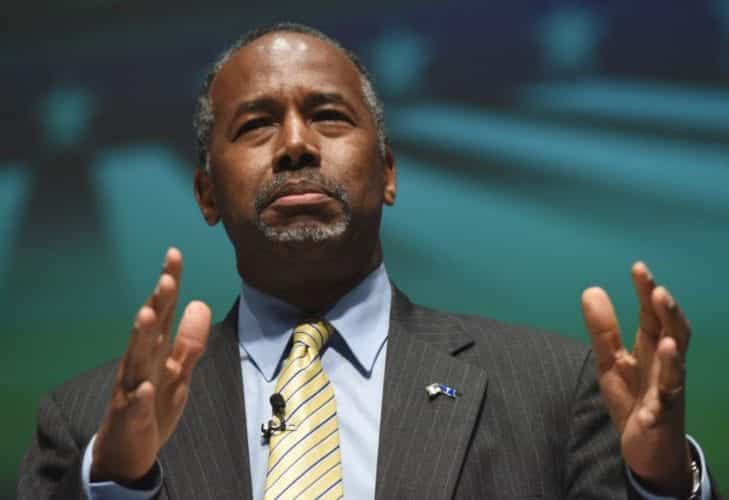 Report Leaked Emails Show Carson Chose 31000 Dining Set