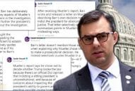 Justin Amash Defends His Call for Trump's Impeachment at Town Hall