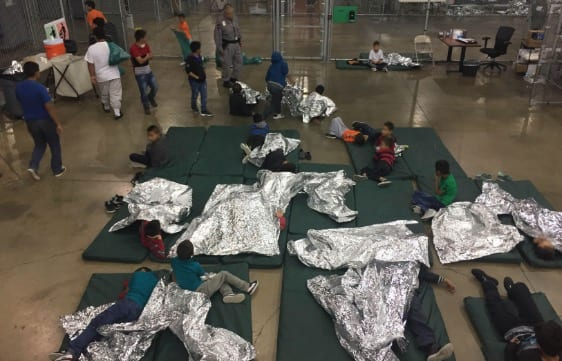 Children At Border Facility In A Health Crisis At Texas