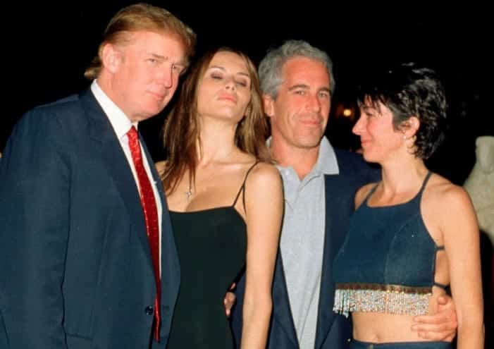 Trump and Epstein Hosted Party with 28 Girls in 1992