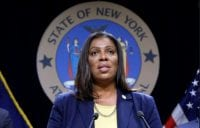NY AG Letitia James