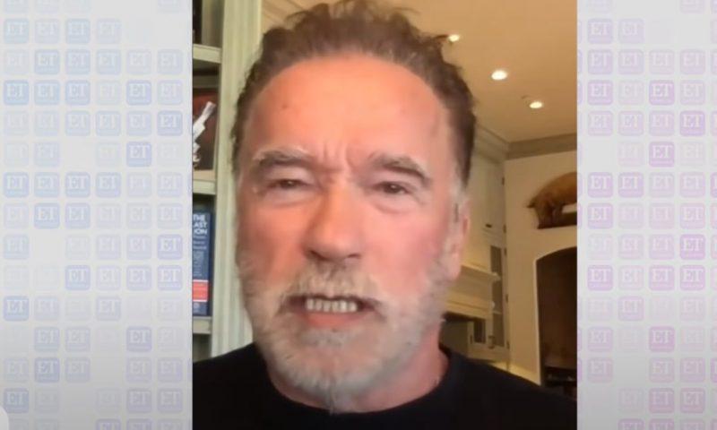 Arnold Schwarzenegger Covid-19